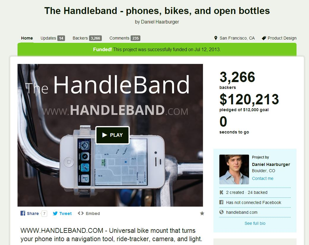 handleband